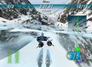 Star Wars Episode I - Racer N64 45