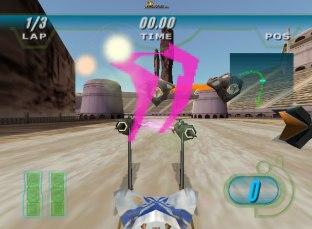 Star Wars Episode I - Racer N64 56