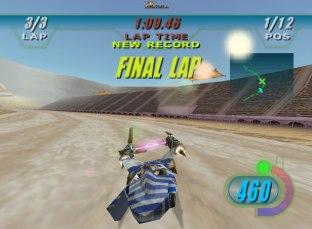 Star Wars Episode I - Racer N64 64