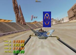 Star Wars Episode I - Racer N64 67