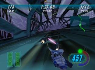 Star Wars Episode I - Racer N64 78