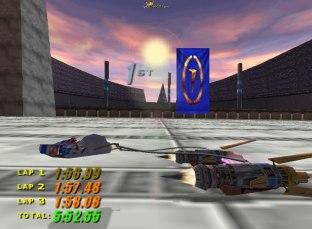 Star Wars Episode I - Racer N64 86
