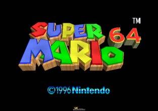 Super Mario 64 N64 001