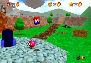 Super Mario 64 N64 023