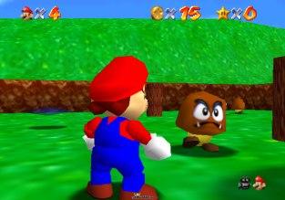 Super Mario 64 N64 031