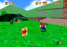 Super Mario 64 N64 032