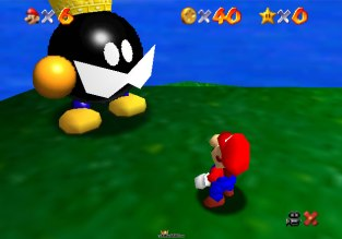 Super Mario 64 N64 042
