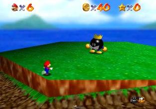 Super Mario 64 N64 045