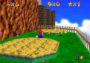 Super Mario 64 N64 053