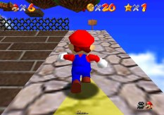 Super Mario 64 N64 055