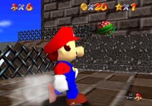 Super Mario 64 N64 056