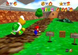 Super Mario 64 N64 067