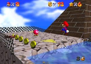 Super Mario 64 N64 086