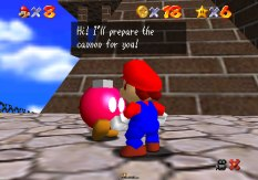 Super Mario 64 N64 087