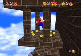 Super Mario 64 N64 089