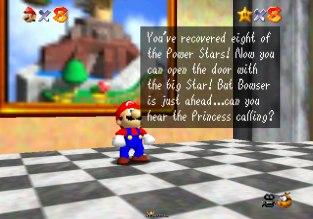Super Mario 64 N64 097