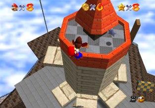 Super Mario 64 N64 100