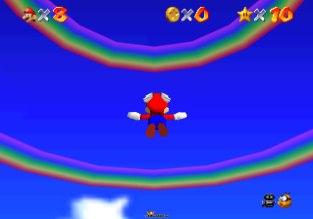 Super Mario 64 N64 108