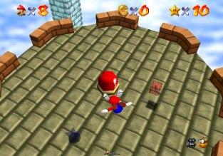 Super Mario 64 N64 111