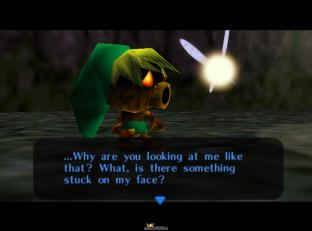 The Legend of Zelda - Majora's Mask N64 009