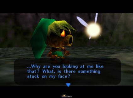 The Legend of Zelda - Majora's Mask N64 009