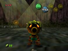The Legend of Zelda - Majora's Mask N64 010