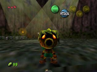 The Legend of Zelda - Majora's Mask N64 010