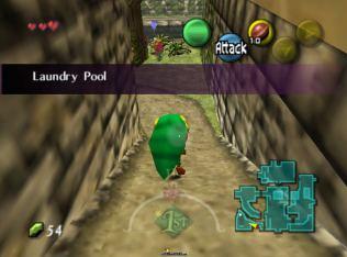 The Legend of Zelda - Majora's Mask N64 021