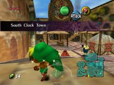 The Legend of Zelda - Majora's Mask N64 022