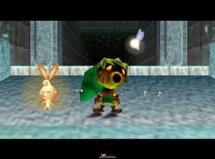 The Legend of Zelda - Majora's Mask N64 023