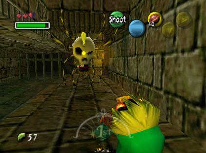 The Legend of Zelda - Majora's Mask N64 031