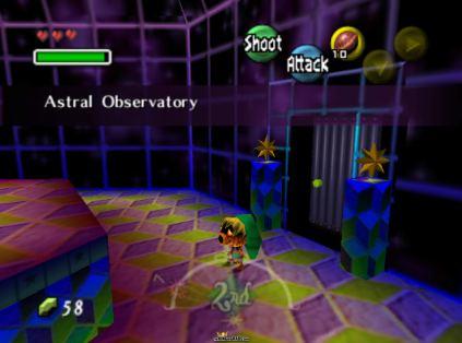 The Legend of Zelda - Majora's Mask N64 034
