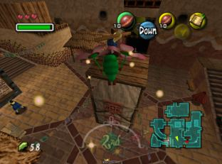 The Legend of Zelda - Majora's Mask N64 042