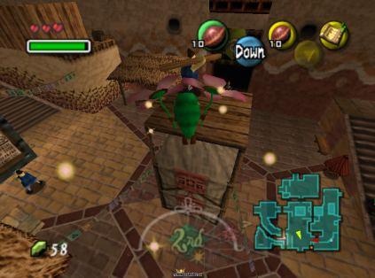 The Legend of Zelda - Majora's Mask N64 042