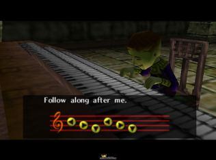 The Legend of Zelda - Majora's Mask N64 054
