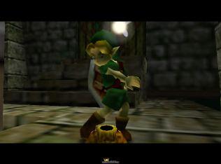 The Legend of Zelda - Majora's Mask N64 055