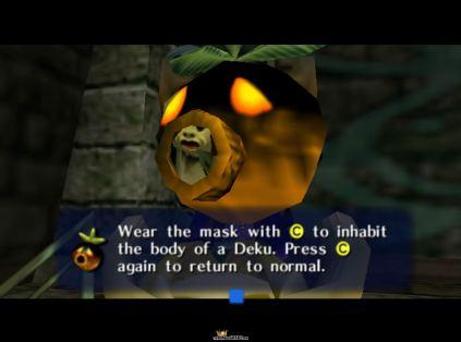 The Legend of Zelda - Majora's Mask N64 056
