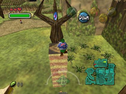 The Legend of Zelda - Majora's Mask N64 064