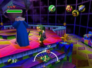 The Legend of Zelda - Majora's Mask N64 065