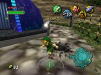The Legend of Zelda - Majora's Mask N64 068