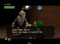 The Legend of Zelda - Majora's Mask N64 070