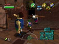 The Legend of Zelda - Majora's Mask N64 071