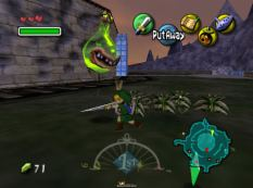 The Legend of Zelda - Majora's Mask N64 076