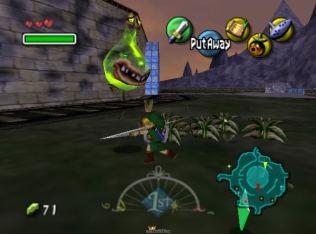 The Legend of Zelda - Majora's Mask N64 076