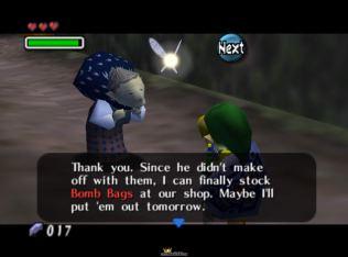 The Legend of Zelda - Majora's Mask N64 077