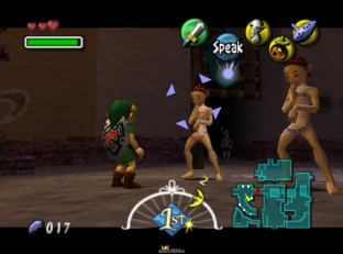 The Legend of Zelda - Majora's Mask N64 086