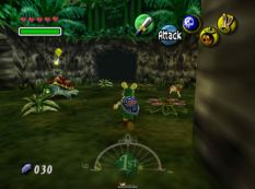 The Legend of Zelda - Majora's Mask N64 110