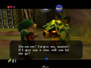 The Legend of Zelda - Ocarina of Time N64 012
