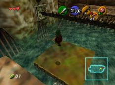 The Legend of Zelda - Ocarina of Time N64 021