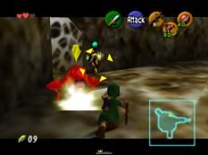 The Legend of Zelda - Ocarina of Time N64 022